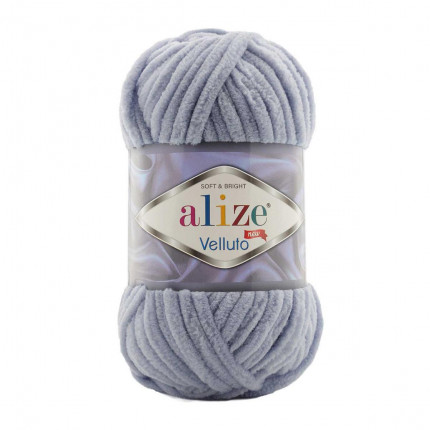 Пряжа для вязания Alize Velluto (Веллюто)