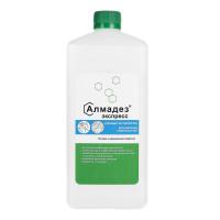 АЛМАДЕЗ АЭ-503 Антисептик для рук и поверхностей спиртосодержащий (63%) 1л АЛМАДЕЗ-ЭКСПРЕСС, дезинфицирующий, жидкость, АЭ-503