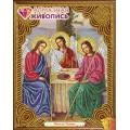 Алмазная живопись АЖ-5041 Икона Святая Троица