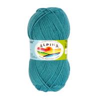 """Alpina """"PAULA"""" Пряжа ALPINA """"PAULA"""" 60% мериносовая шерсть, 20% натуральный шелк, 20% нейлон 50 г 175 м ± 9 м"""