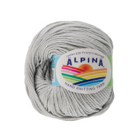 """Alpina """"RENE"""" Пряжа ALPINA """"RENE"""" 100% мерсеризованный хлопок 50 г 105 м ± 5 м"""