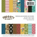 """American Crafts 400774 Набор бумаги """"Party Me Hearty"""""""