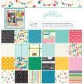 "American Crafts 732581 Набор бумаги ""Birthday Wishes"""