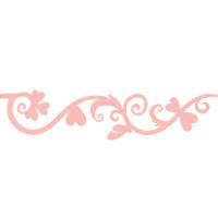 Annet JFC-01 Лента из фетра Annet JFC-01 1 метр B137 светло-розовый