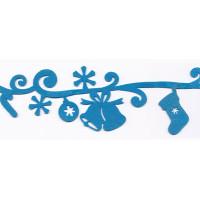 Annet JFC-01 Лента из фетра Annet JFC-01 1 метр C129 голубой