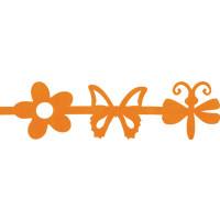 Annet JFC-01 Лента из фетра Annet JFC-01 1 метр F056 оранжевый