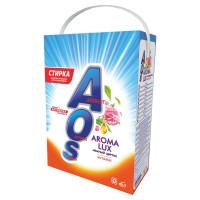 """AOS 520-4 Стиральный порошок автомат 4 кг AOS """"Aroma Lux"""", 520-4"""