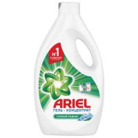 """ARIEL 1001943 Средство для стирки жидкое автомат 2,6 л ARIEL (Ариэль) """"Горный родник"""", гель, концентрат, 1001943"""