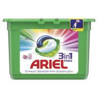 """ARIEL 4015600949815 Средство для стирки в капсулах 15 шт. по 28,8 г ARIEL (Ариэль) """"Color"""", 4015600949815"""