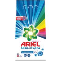 """ARIEL  Стиральный порошок-автомат 3 кг, ARIEL (Ариэль) """"Ленор Эффект"""""""