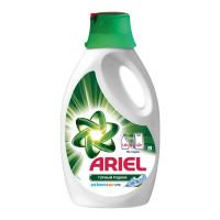 """ARIEL  Средство для стирки жидкое автомат 1,95 л ARIEL (Ариэль) """"Горный Родник"""", гель-концентрат"""