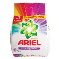 """ARIEL  Стиральный порошок-автомат 4,5 кг, ARIEL (Ариэль) """"Color"""""""