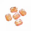 Астра 7701652 Стразы пришивные, акриловые (прямоугольные),03 св.розовый