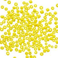 Астра 7721902-00016 Бисер Астра 6/0, 15г (42 желтый/непрозрачный)