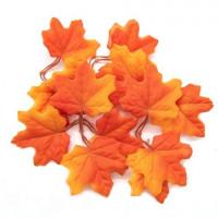Астра 7730235 Кленовые листья XY19-1146  упак/12шт цв. (1 Оранжевый)
