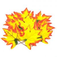 Астра 7730235 Кленовые листья XY19-1146  упак/12шт цв. (2 Желтый)