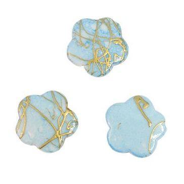 Бусины пластиковые Цветные камешки 2317, 17mm, 50шт/упак (6-33) (арт. Бусины пластиковые Цветные камешки 2317, 17mm, 50шт/упак (6-33))