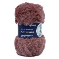 Astra Premium АРС-10521-1-АРС0001184291 Пряжа Артемида 100гр. 60м (100% микрофибра ПЛ) (33 пыльная роза) пыльная роза