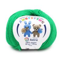 Astra Premium АРС-27033-1-АРС0001234617 Пряжа Амигуруми 50гр 175 м (100% акрил) (044 трава) трава
