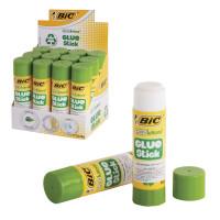 """BIC 9192541 Клей-карандаш BIC """"ECOlutions"""" 36 г, с ароматом яблока, 9192541"""