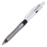 """BIC 942104 Ручка шариковая автоматическая с грипом BIC """"4Colours 3 + 1 HB"""", 3 цвета (синий, черный, красный) + механический карандаш, 942104"""