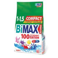 """BIMAX 506-1 Стиральный порошок-автомат 6 кг, BIMAX (Бимакс) """"100 пятен"""" (Нэфис Косметикс), 506-1"""