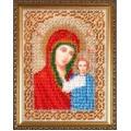 Бисерные мотивы БМ-301 Казанская Богородица