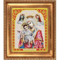 БЛАГОВЕСТ И-4005 Рисунок на ткани И-4005 Пресвятая Богородица Достойно есть