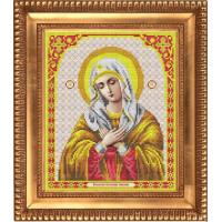БЛАГОВЕСТ И-4006 Рисунок на ткани И-4006 Пресвятая Богородица Умиление