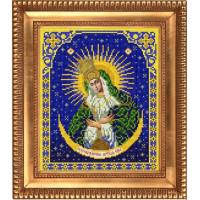 БЛАГОВЕСТ И-4008 Рисунок на ткани И-4008 Пресвятая Богородица Остробрамская