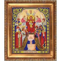 БЛАГОВЕСТ И-4010 Рисунок на ткани И-4010 Похвала Пресвятой Богородицы