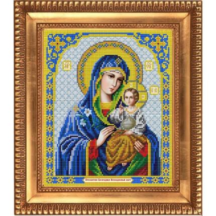 Рисунок на ткани И-4012 Пресвятая Богородица Неувядаемый цвет (арт. И-4012)