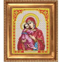 БЛАГОВЕСТ И-4017 Рисунок на ткани И-4017 Богородица Владимирская