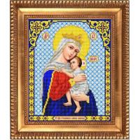БЛАГОВЕСТ И-4020 Рисунок на ткани И-4020 Пресвятая Богородица Отчаяных Единая Надежда