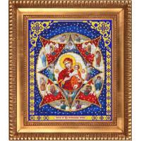 БЛАГОВЕСТ И-4025 Рисунок на ткани И-4025 Пресвятая Богородица Неопалимая Купина