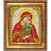 БЛАГОВЕСТ И-4027 Рисунок на ткани И-4027 Пресвятая Богородица Взыграние младенца
