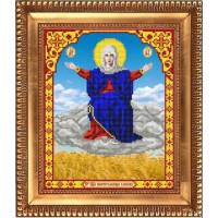 БЛАГОВЕСТ И-4028 Рисунок на ткани И-4028 Пресвятая Богородица Спорительница хлебов