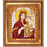 БЛАГОВЕСТ И-4059 Рисунок на ткани И-4059 Пресвятая Богородица Избавительница