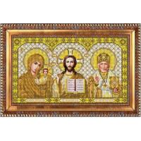 БЛАГОВЕСТ И-4090 Рисунок на ткани И-4090 Триптих в золоте