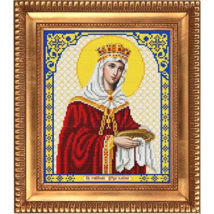 Рисунок на ткани И-4107 Святая Равноапостольная Царица Елена (арт. И-4107)
