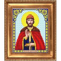 БЛАГОВЕСТ И-4109 Рисунок на ткани И-4109 Святой Великий князь Дмитрий Донской