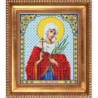 БЛАГОВЕСТ И-4123 Рисунок на ткани И-4123 Святая мученица Валентина