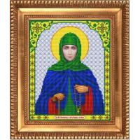БЛАГОВЕСТ И-4203 Рисунок на ткани И-4203 Святая Преподобная Евдокия