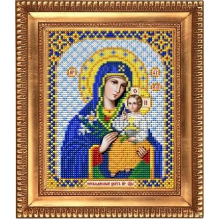 Рисунок на ткани И-5012 Пресвятая Богородица Неувядаемый цвет (арт. И-5012)