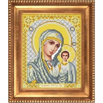 Рисунок на ткани И-5013 Казанская Божия Матерь в белом одеянии (арт. И-5013)