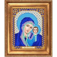 БЛАГОВЕСТ И-5045 Рисунок на ткани И-5045 Казанская Божия Матерь в синем