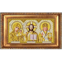 БЛАГОВЕСТ И-5090 Рисунок на ткани И-5090 Триптих в золоте