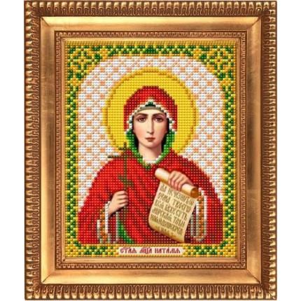 Рисунок на ткани И-5101 Святая Мученица Наталья (арт. И-5101)