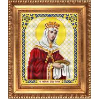 БЛАГОВЕСТ И-5107 Рисунок на ткани И-5107 Святая Равноапостольная Царица Елена