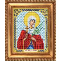 БЛАГОВЕСТ И-5123 Рисунок на ткани И-5123 Святая мученица Валентина